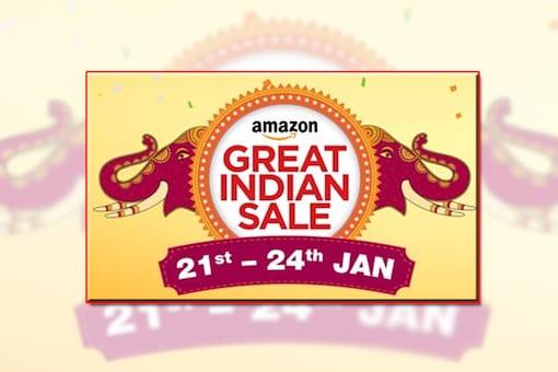 Amazon Great Indian Sale. (Image: Amazon India)