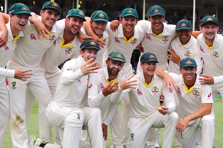 In Pics, Ashes, Australia vs England, Fifth Test, Day 5 at SCG