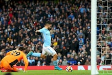 Sergio Aguero Lifts Man City, Chelsea Held At Norwich, Stoke and Mark Hughes Crash