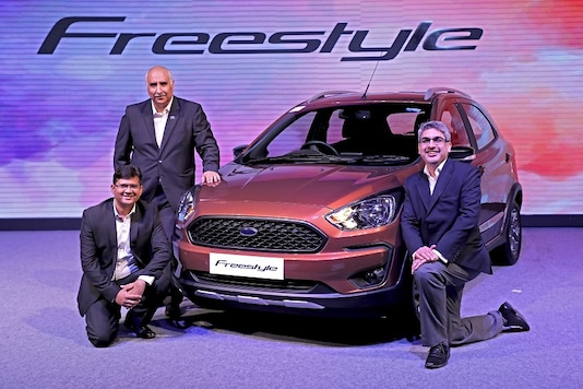Ford Freestyle. (Image: Ford)