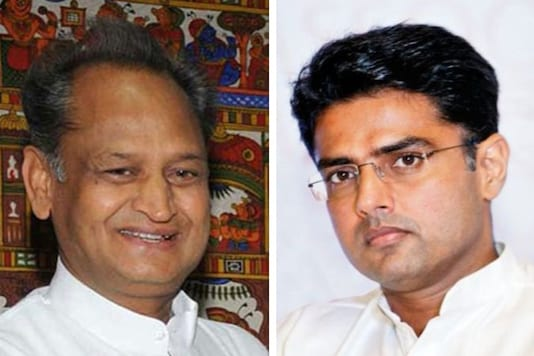 File photo of Former Rajasthan Chief Minister Ashok Gehlot (left) and Sachin Pilot.