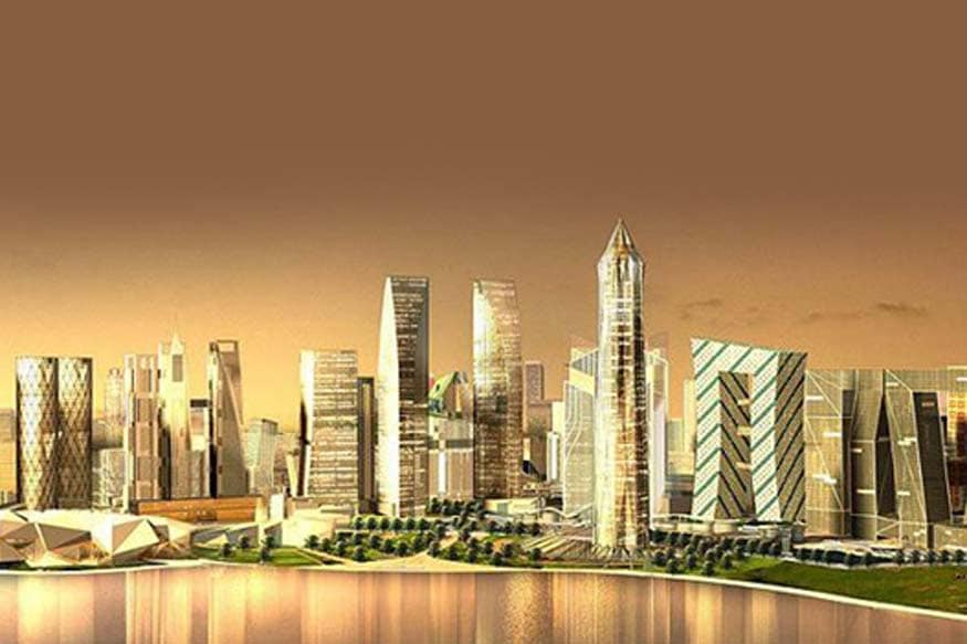 Gift city may see 3 4 foreign banks set up shop soon news18 negle Gallery