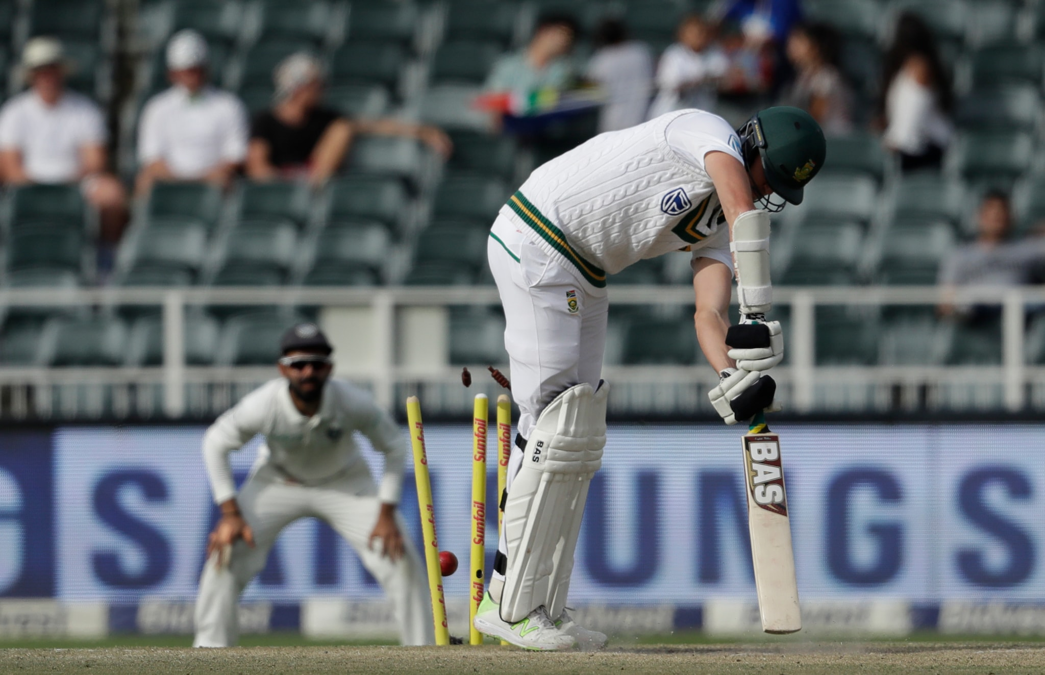 In Pics, India vs South Africa, Third Test, Day 4 at Johannesburg