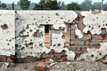 Surrounded by Pak on Three Sides, Mortar Shells Rain on Kashmir's 'Basmati Villages'