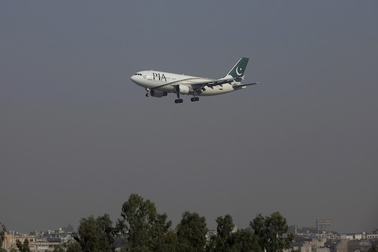 File photo of Pakistan International Airlines passenger plane. (Picture Source: Reuters)