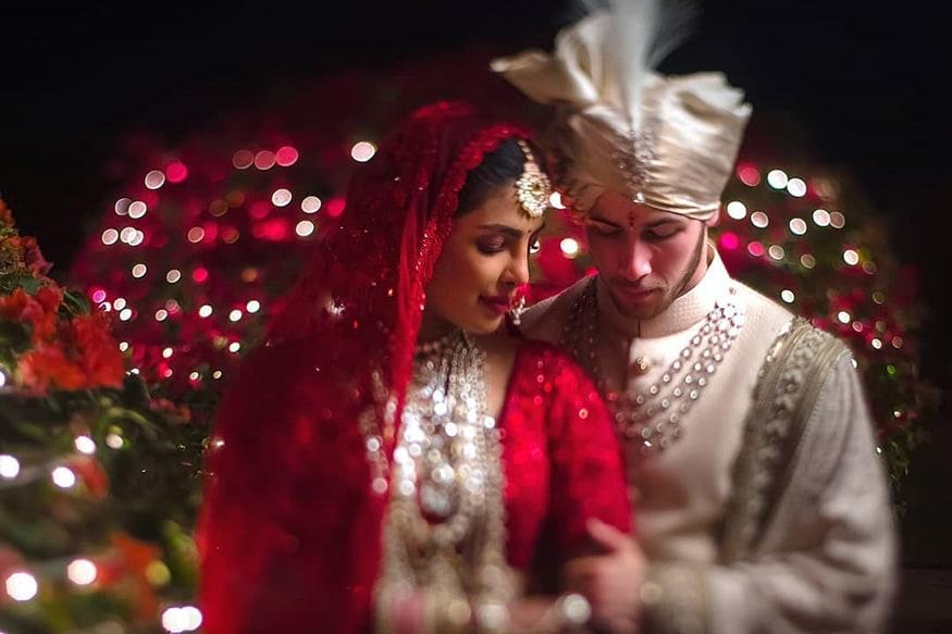 New Photos Of Priyanka Chopra Nick Jonas From Jodhpur Wedding
