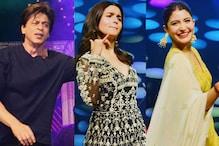 SRK, Alia, Anushka at International Customs Day 2018 Event