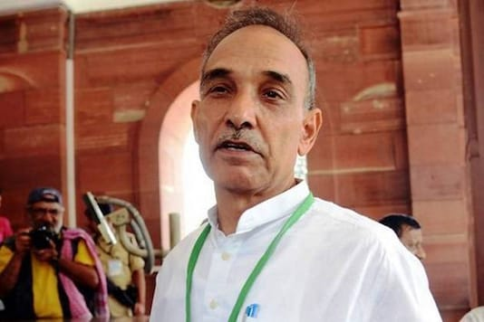 File photo of union minister Satyapal Singh. (PTI)