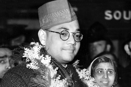 File photo of Subhas Chandra Bose. (Getty Images)