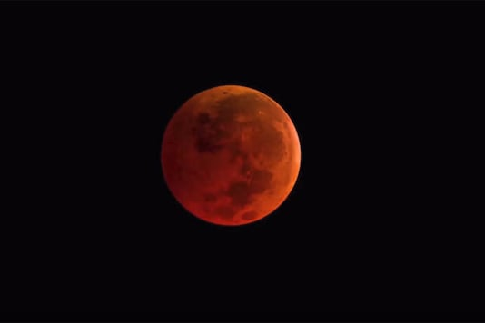 Century's ;longest lunar eclipse is set to take place tonight. (Photo: Nasa)