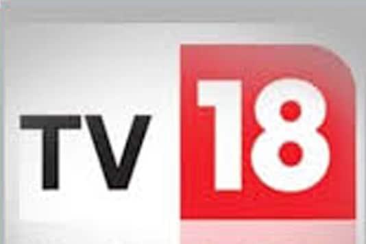 TV18 logo.
