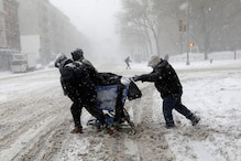 Powerful Blizzard Hammers US Northeast, Thousands of Flights Cancelled