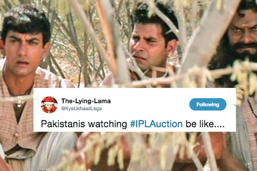 IPL Auction is Back and So are the Jokes on Twitter