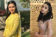 Alia Bhatt Looks Like The Perfect Bridesmaids At Her Friend's Wedding; See Pics