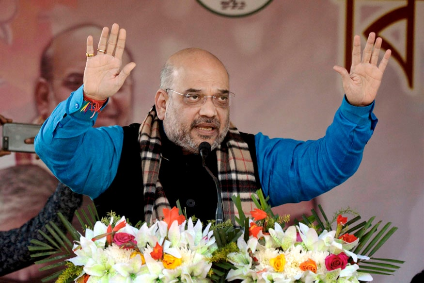 Amit Shah Takes a Jibe at Congress, Says it 'Failed' to Preserve Democracy