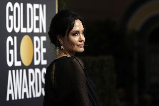 Angelina Jolie. (Image: Reuters)