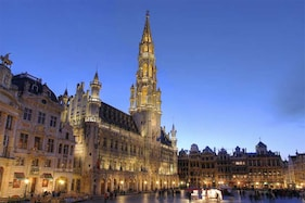 Let The Sunshine in, Belgium Clamours After Record Dark Spell