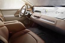 Byton Autonomous Electric Vehicle to Debut at CES
