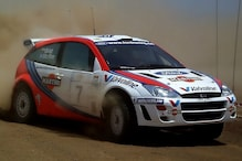 Colin McRae's 1999 Ford Focus WRC Up for Auction