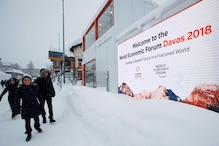 Heavy Snow Humbles the Global Elite at World Economic Forum in Davos