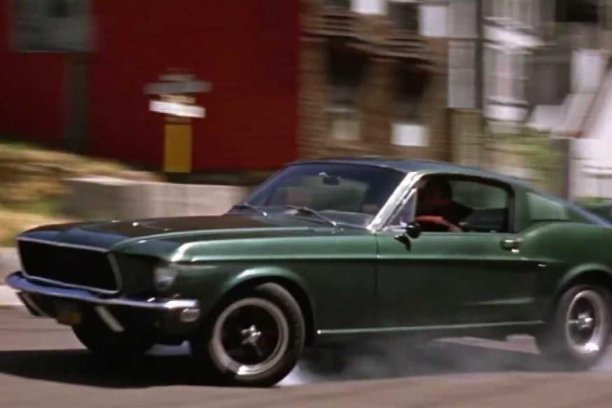 "1968 ""Bullitt"" Ford Mustang. (Image: AFP Relaxnews)"