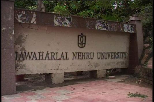 File photo of Jawaharlal Nehru University .