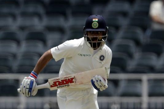 Virat Kohli in action (AP)