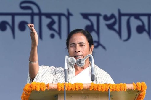 File photo of West Bengal Chief Minister Mamata Banerjee (Twitter/@MamataOfficial)