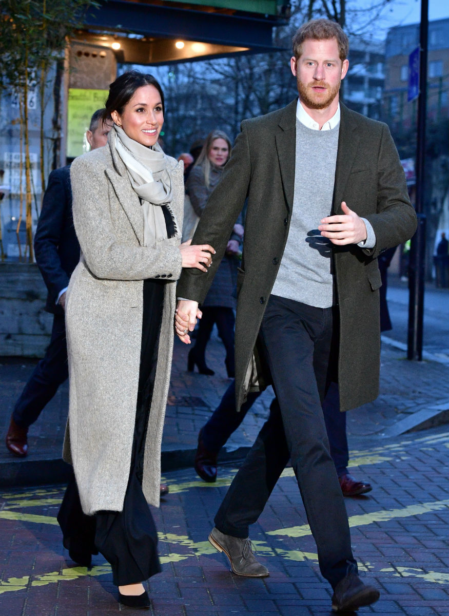 (Photo: Meghan Markle and Prince Harry/ Reuters)