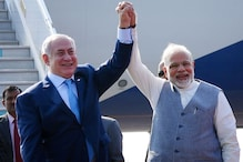 This Raj Kapoor, Nargis Song Was a Big Hit at PM Modi's Lunch for Netanyahu