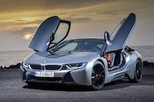 2019 BMW i8 Debuts at Detroit Auto Show