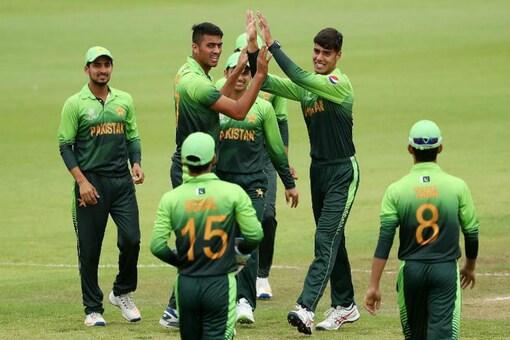 A file photo of Pakistan U19 team. (ICC)
