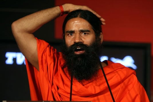 File photo of yoga guru Ramdev. (Getty Images)