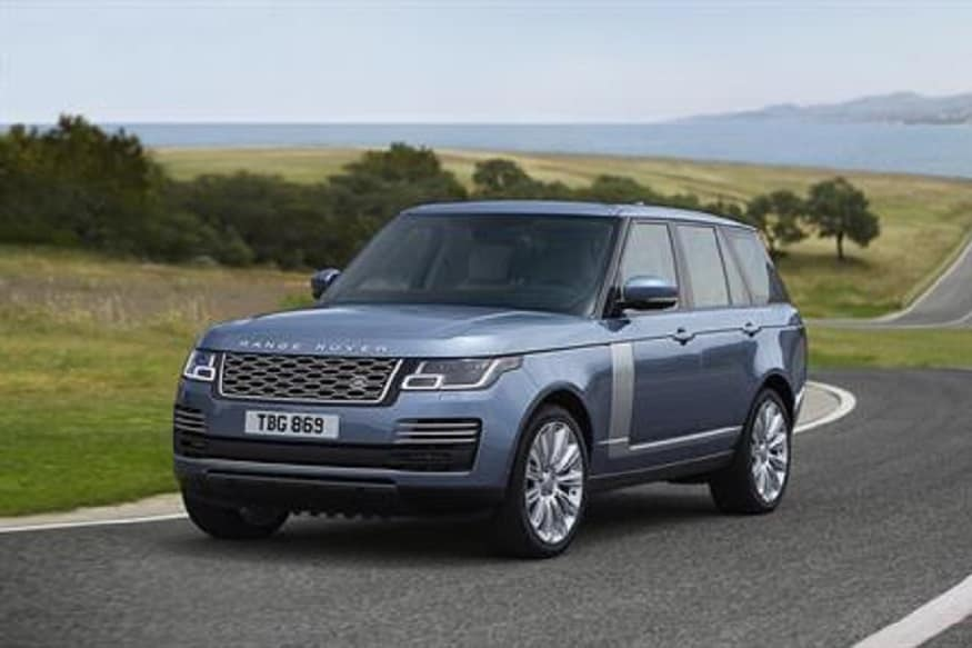 Current four-door Range Rover. (Image: AFP Relaxnews)