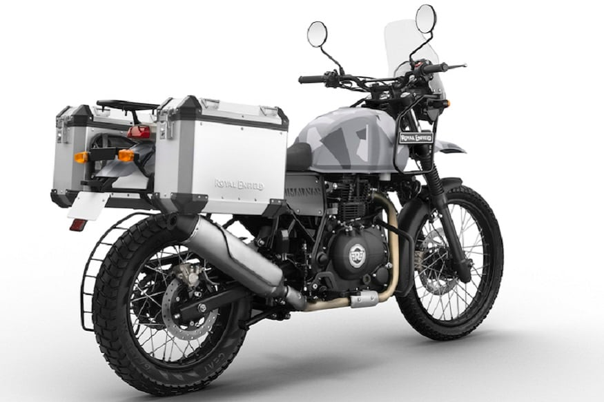 Royal Enfield Himalayan Sleet. (Image: Royal Enfield)