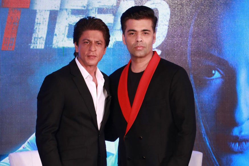 Image result for srk karan johar