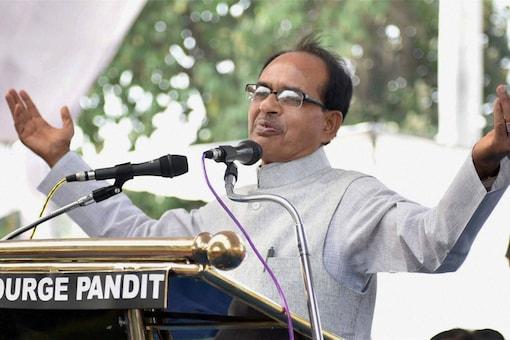 File photo of former Madhya Pradesh CM Shivraj Singh Chouhan. (File Photo: PTI)