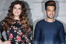 Bollywood Celebrities at Special Screening of 1921