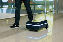 CES 2018: Forget The Self-Driving Car, Meet The Self-Driving Suitcase