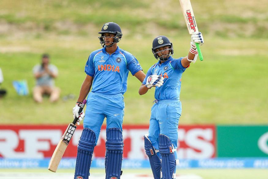 ICC U19 WC: Prithvi Shaw and Co Storm Into Semis; Thrash Bangladesh by 131 Runs