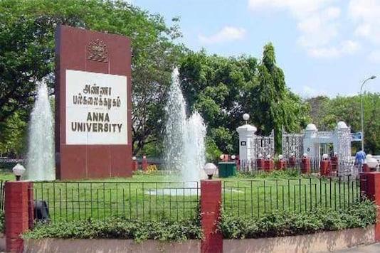 Anna University.