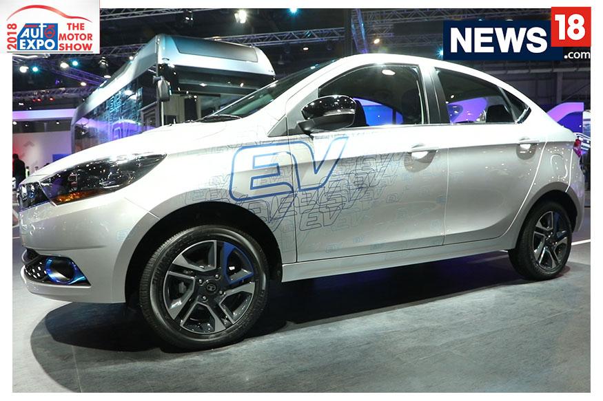 Tata Join Hands With Cognizant, Provides 10 Tigor Sedan