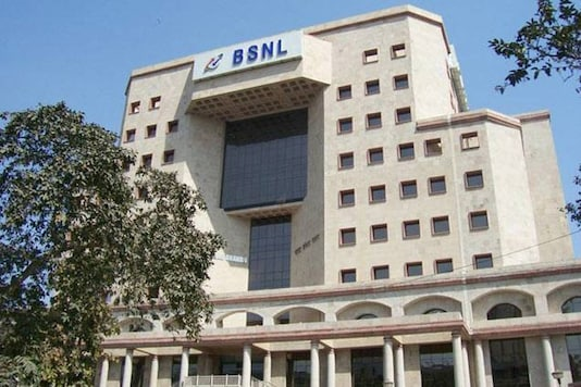 File photo of the BSNL office.