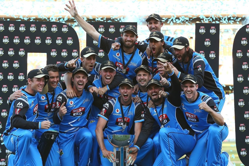 BBL Takes Leaf Out of IPL, Introduces Strategic Break