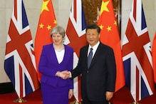 Are you OK, Aunty May? China Warms to UK Prime Minister