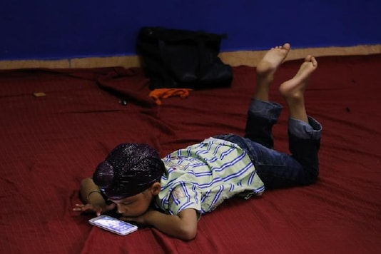 Heavy Screen Time Appears to Impact Childrens' Brains: Study (Representative image: REUTERS/Enrique Calvo)
