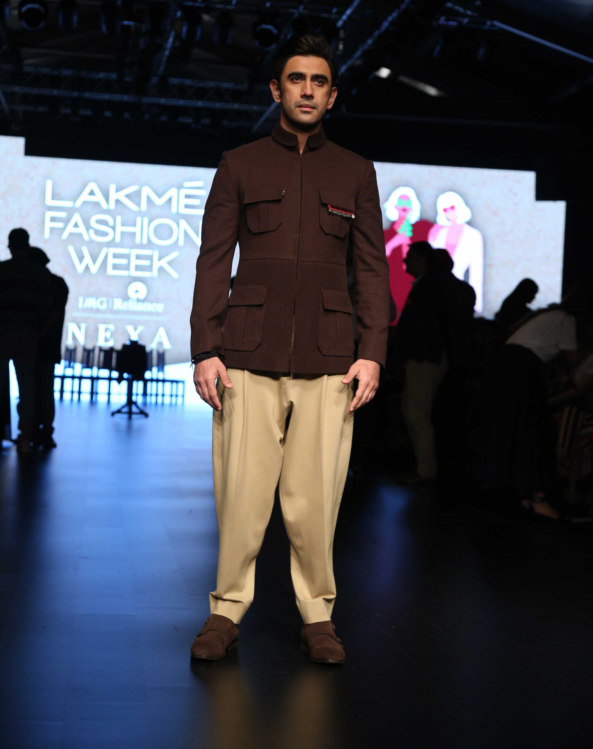 ede88c8eb570 Lakme Fashion Week 2018  People Who Believe In Themselves Are Our ...