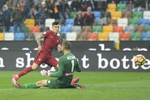 AS Roma Move to Third As Inter Milan Are Downed by Genoa