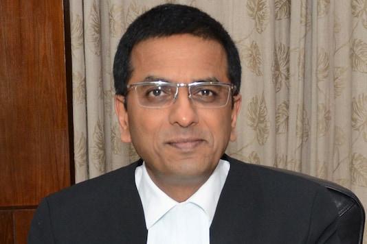 File image of Justice Dhananjaya Yeshwant Chandrachud. (Photo: allahabadhighcourt)