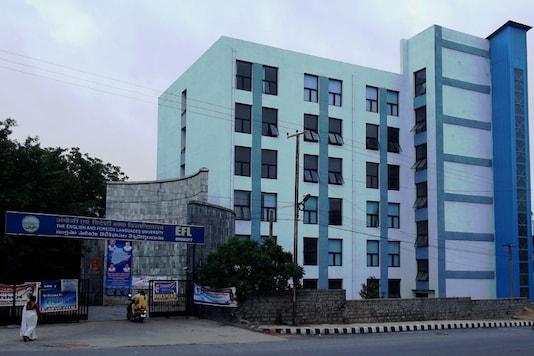 The EFLU administration said that it is EFLU Proctor, Prakash Kona's decision.